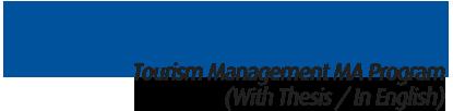 Graduate Program in Tourism Management